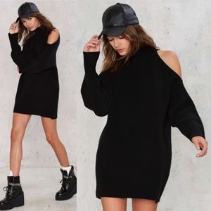 Nasty Gal Child's Play Ribbed Sweater